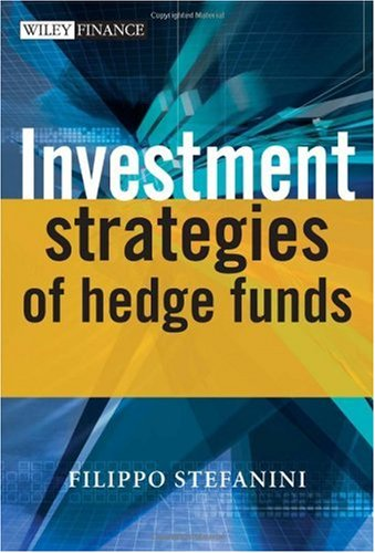 Investment Strategies of Hedge Funds   2006 edition cover