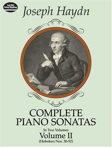 Complete Piano Sonatas  N/A edition cover