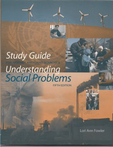S. G. Understanding Social Problems  5th 2007 9780495128274 Front Cover