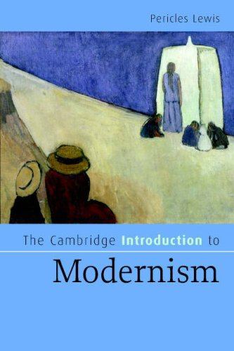 Cambridge Introduction to Modernism   2007 edition cover