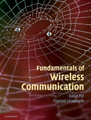 Fundamentals of Wireless Communication   2005 edition cover