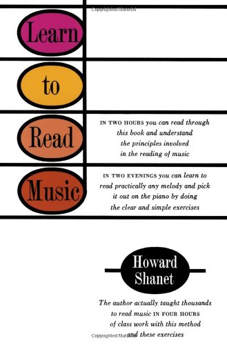 Learn to Read Music   1956 (Revised) edition cover