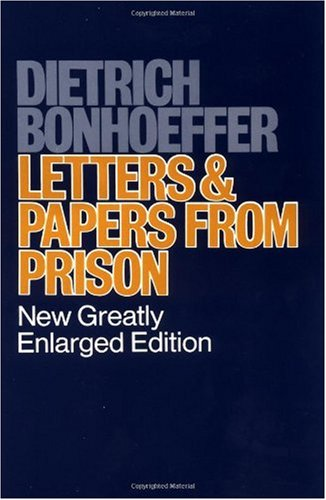Letters Papers from Prison   1997 (Enlarged) edition cover