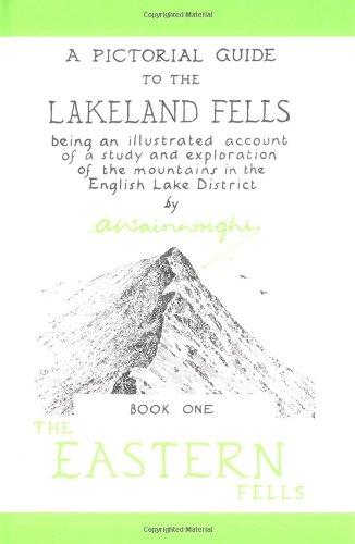 Eastern Fells:   2003 edition cover