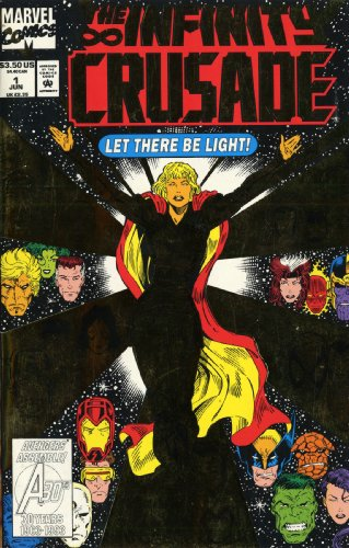 Infinity Crusade   2008 edition cover