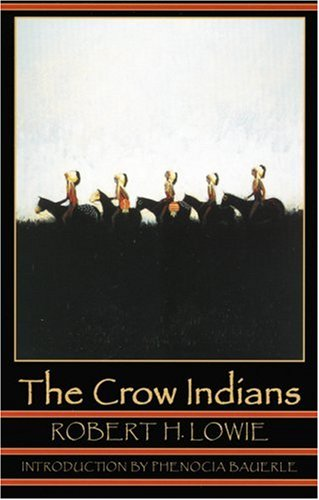 Crow Indians  2nd 2004 (Revised) edition cover