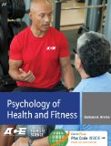 Psychology of Health and Fitness Applications for Behavior Change  2014 9780803628274 Front Cover
