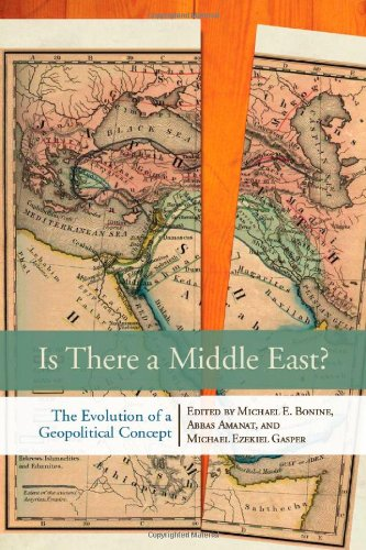 Is There a Middle East? The Evolution of a Geopolitical Concept  2011 edition cover