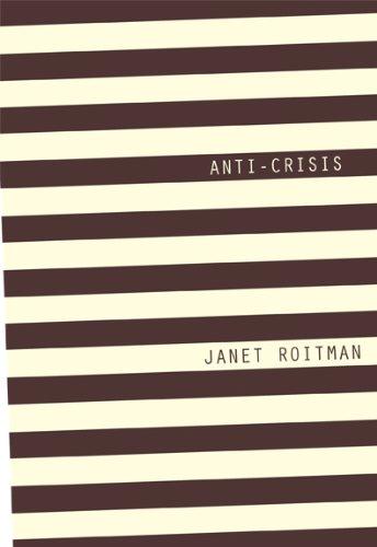 Anti-Crisis   2013 edition cover