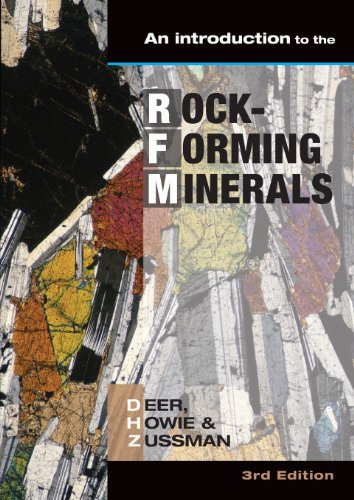 Introduction to the Rock-forming Minerals:  3rd 2013 9780903056274 Front Cover