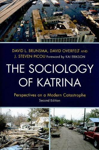 Sociology of Katrina Perspectives on a Modern Catastrophe 2nd 2010 edition cover