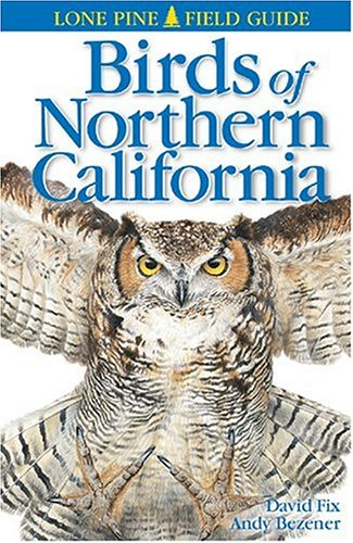 Birds of Northern California  Revised  edition cover