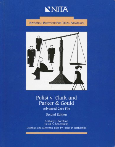 Polisi v. Clark and Parker and Gould Plaintiffs Version  2nd 2001 edition cover