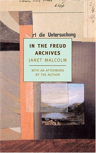 In the Freud Archives   2002 edition cover