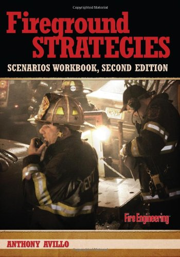 Fireground Strategies  2nd edition cover