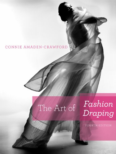 Art of Fashion Draping  4th 2012 edition cover