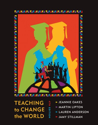 Teaching to Change the World  4th 2013 (Revised) edition cover