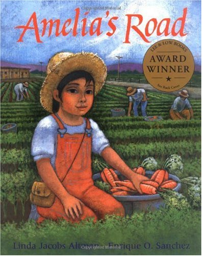 Amelia's Road   1996 edition cover