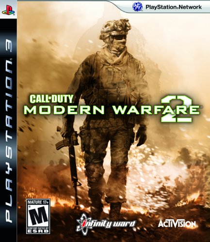 Call of Duty: Modern Warfare 2 - Playstation 3 PlayStation 3 artwork