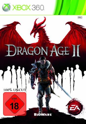 DRAGON AGE II Xbox 360 artwork