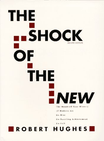 Shock of the New  2nd 1991 (Revised) edition cover