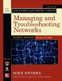 Managing and Troubleshooting Networks  4th 2015 edition cover