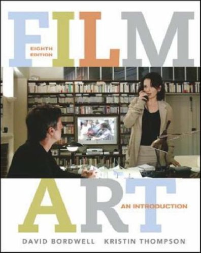 Film Art An Introduction with Tutorial CD-ROM 8th 2008 (Revised) edition cover