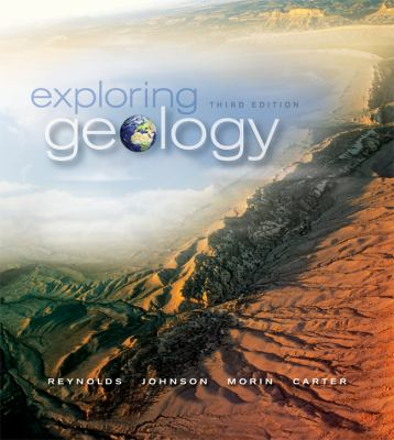 Exploring Geology  3rd 2013 9780077507275 Front Cover