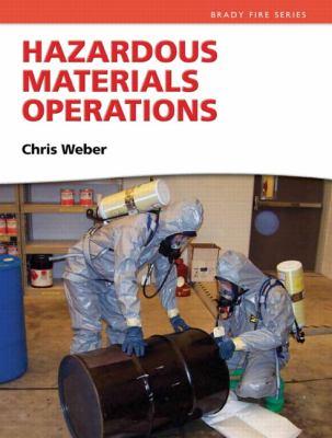 Hazardous Materials Operations   2012 edition cover