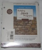 Building Java Programs, Student Value Edition  3rd 2014 edition cover