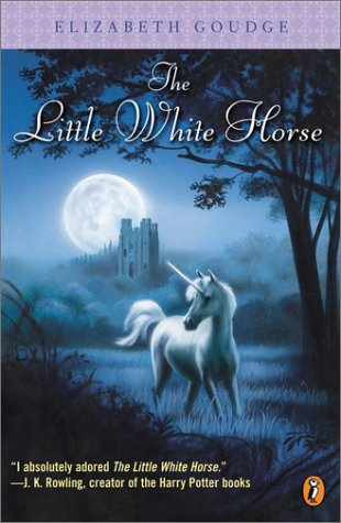 Little White Horse   1974 edition cover