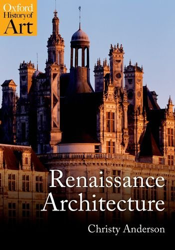 Renaissance Architecture   2013 edition cover