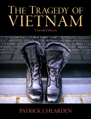 Tragedy of Vietnam  4th 2012 (Revised) edition cover