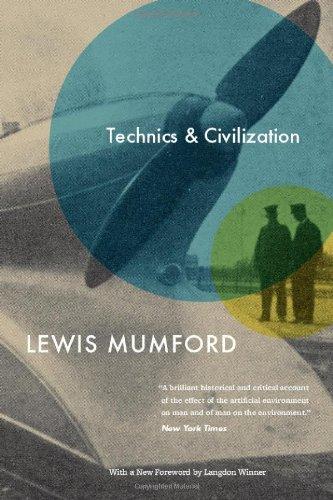 Technics and Civilization   2010 edition cover