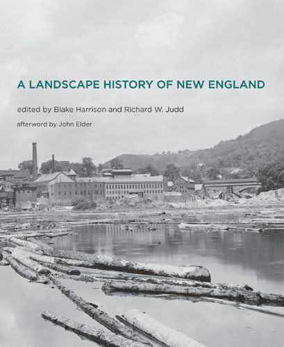 Landscape History of New England   2013 edition cover