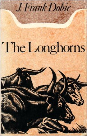 Longhorns   1980 (Reprint) edition cover