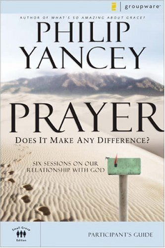 Prayer Does It Make Any Difference? Guide (Pupil's)  edition cover