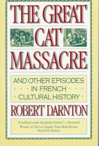 Great Cat Massacre  N/A edition cover
