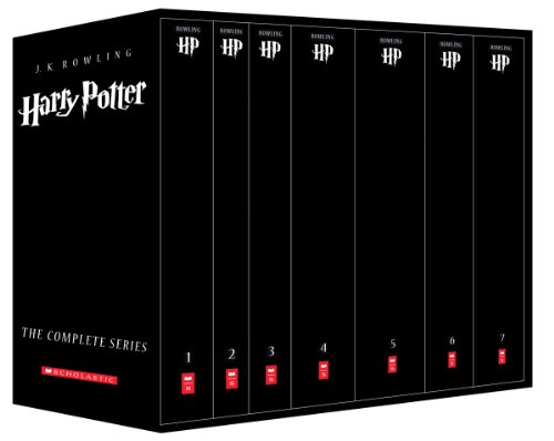 Special Edition Harry Potter Paperback Box Set:   2013 edition cover