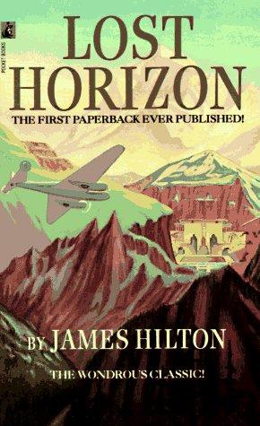 Lost Horizon   1988 edition cover