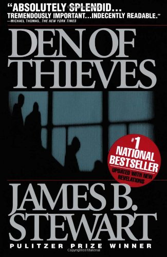 Den of Thieves   1992 (Reprint) edition cover