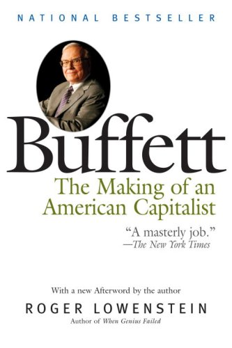 Buffett The Making of an American Capitalist N/A edition cover