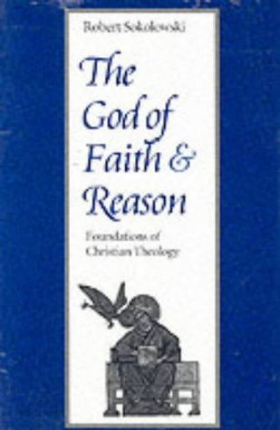 God of Faith and Reason  Reprint  edition cover