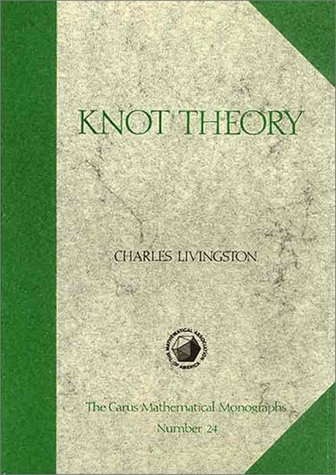 Knot Theory   1996 edition cover