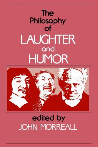 Philosophy of Laughter and Humor  N/A edition cover