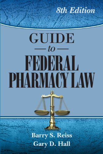 GUIDE TO FEDERAL PHARMACY LAW  N/A edition cover