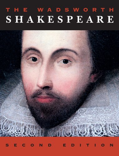 Wadsworth Shakespeare  2nd 1997 edition cover