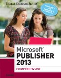 Microsoft� Publisher 2013, Comprehensive   2014 edition cover