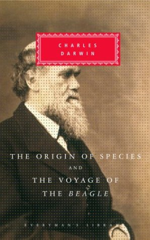 Origin of Species and the Voyage of the Beagle   2003 edition cover