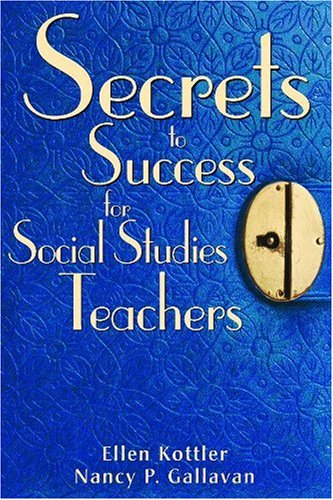 Secrets to Success for Social Studies Teachers   2008 edition cover